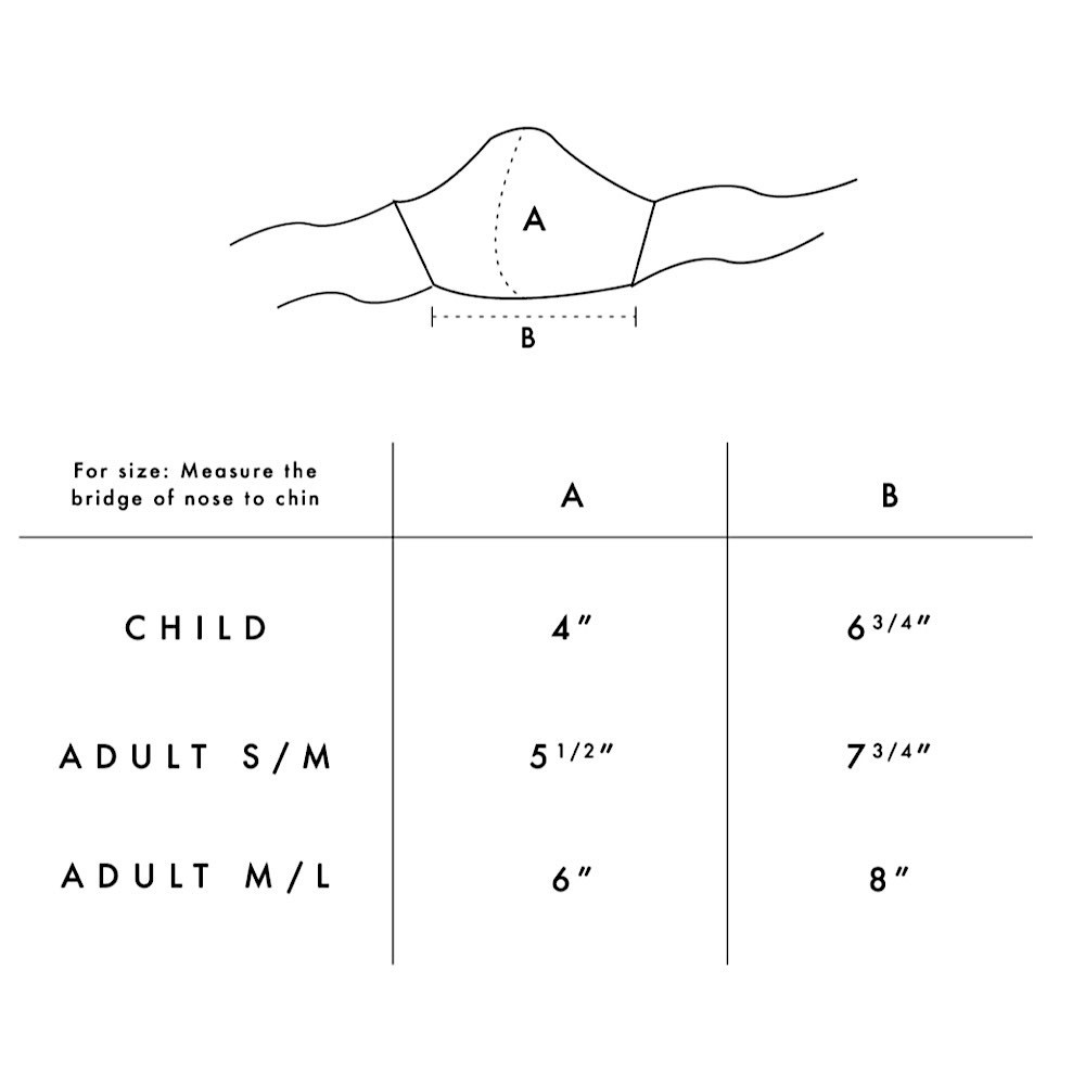 Briar Mask - Adult S/M - Stone Rose