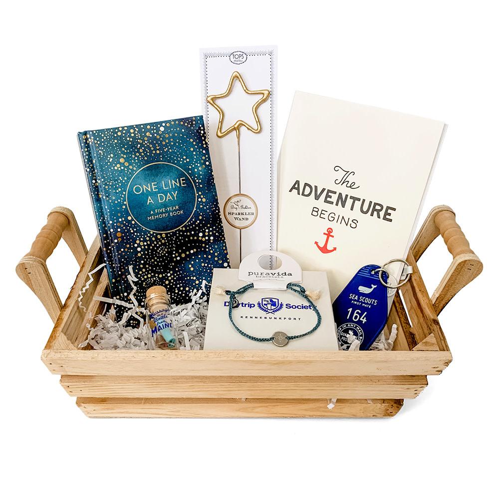 Gift Basket - The Adventure Begins