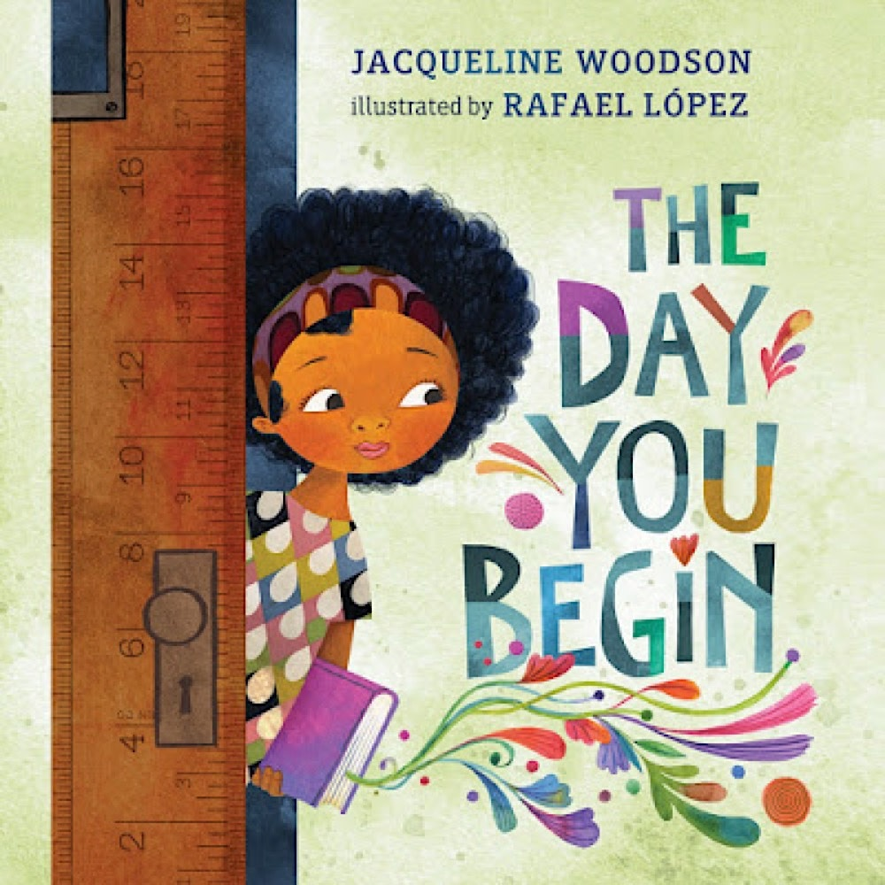 The Day You Begin Hardcover Book
