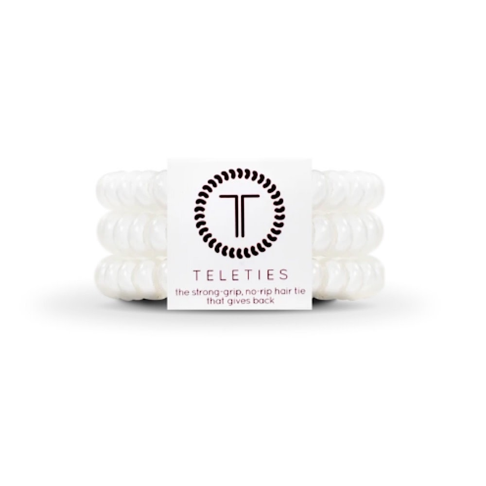 Teleties Teleties - Small - Coconut White
