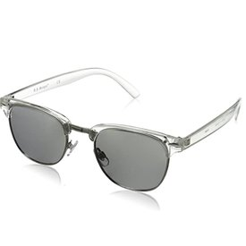 AJ Morgan Soho Sunglasses - Crystal/Mirror
