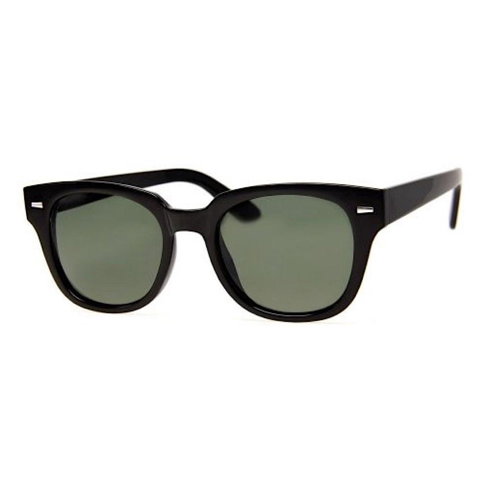 Tono Sama Sunglasses - Black