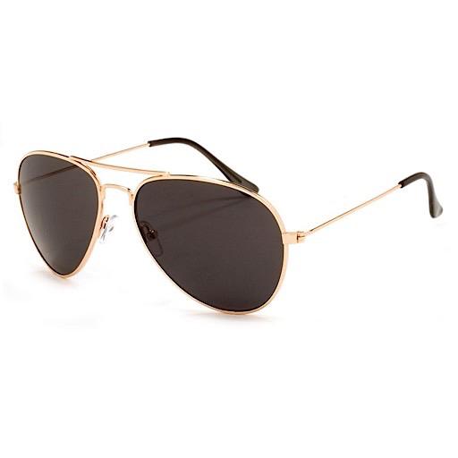 AJ Morgan Chris Sunglasses - Gold