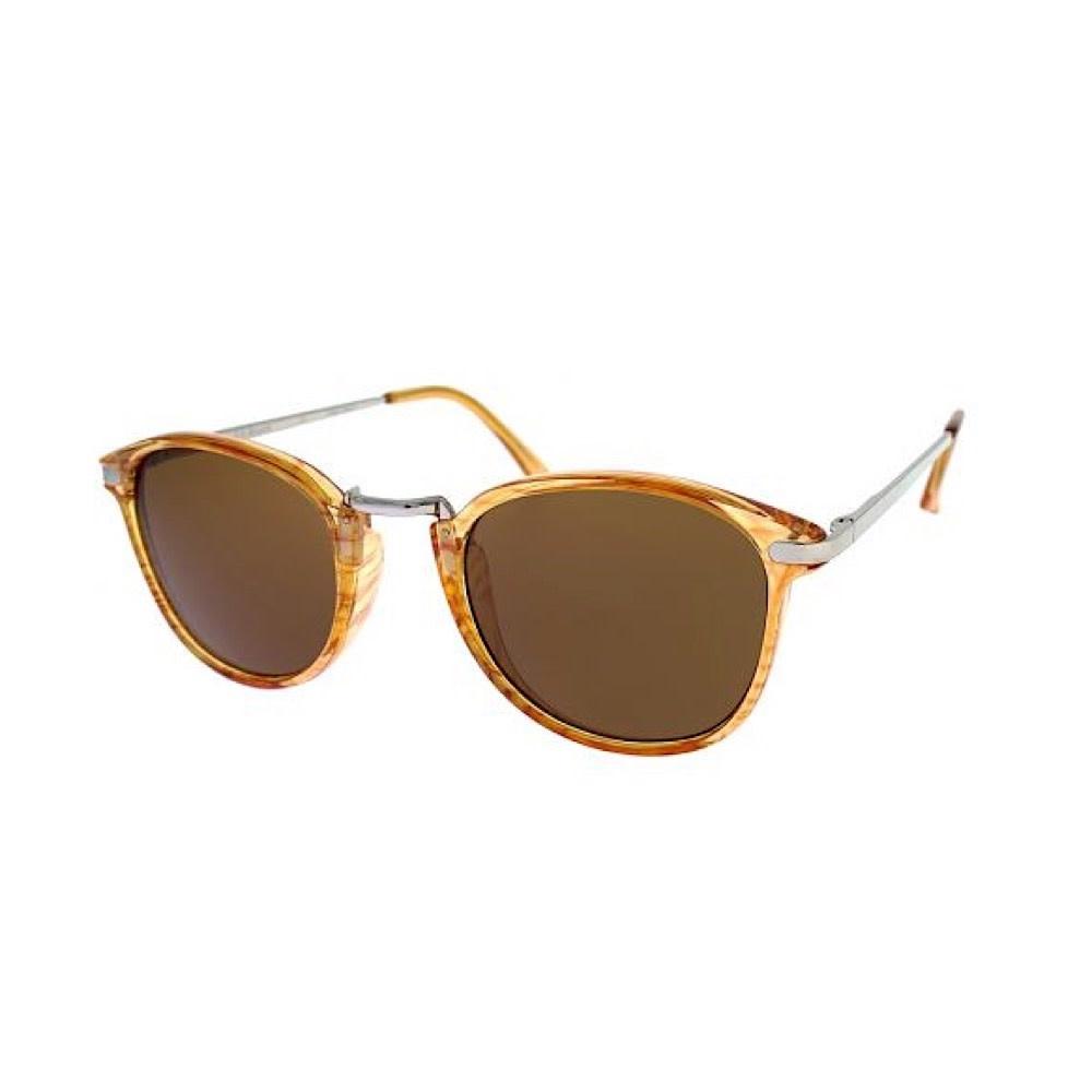 AJ Morgan Castro Sunglasses - Striped Tortoise