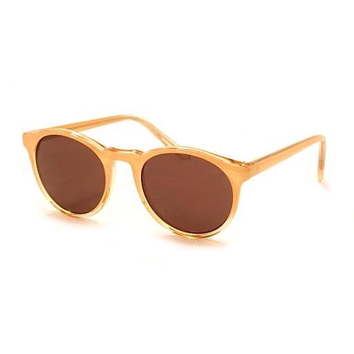 Grad School Sunglasses - Champagne