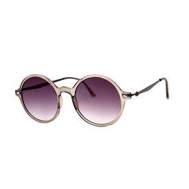 AJ Morgan Pie Eyed Sunglasses - Amber