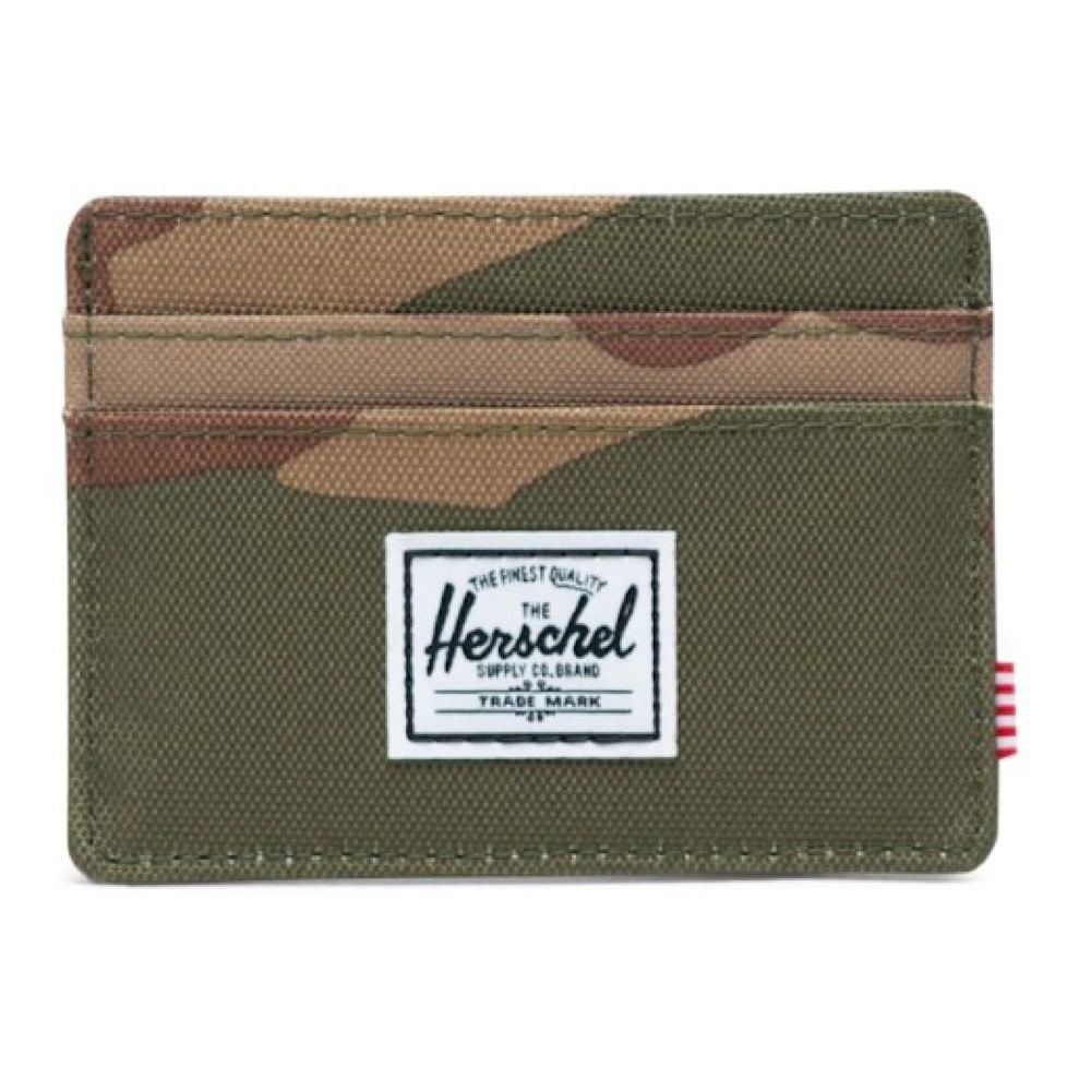 Herschel Supply Co. Herschel Charlie Wallet - Woodland Camo