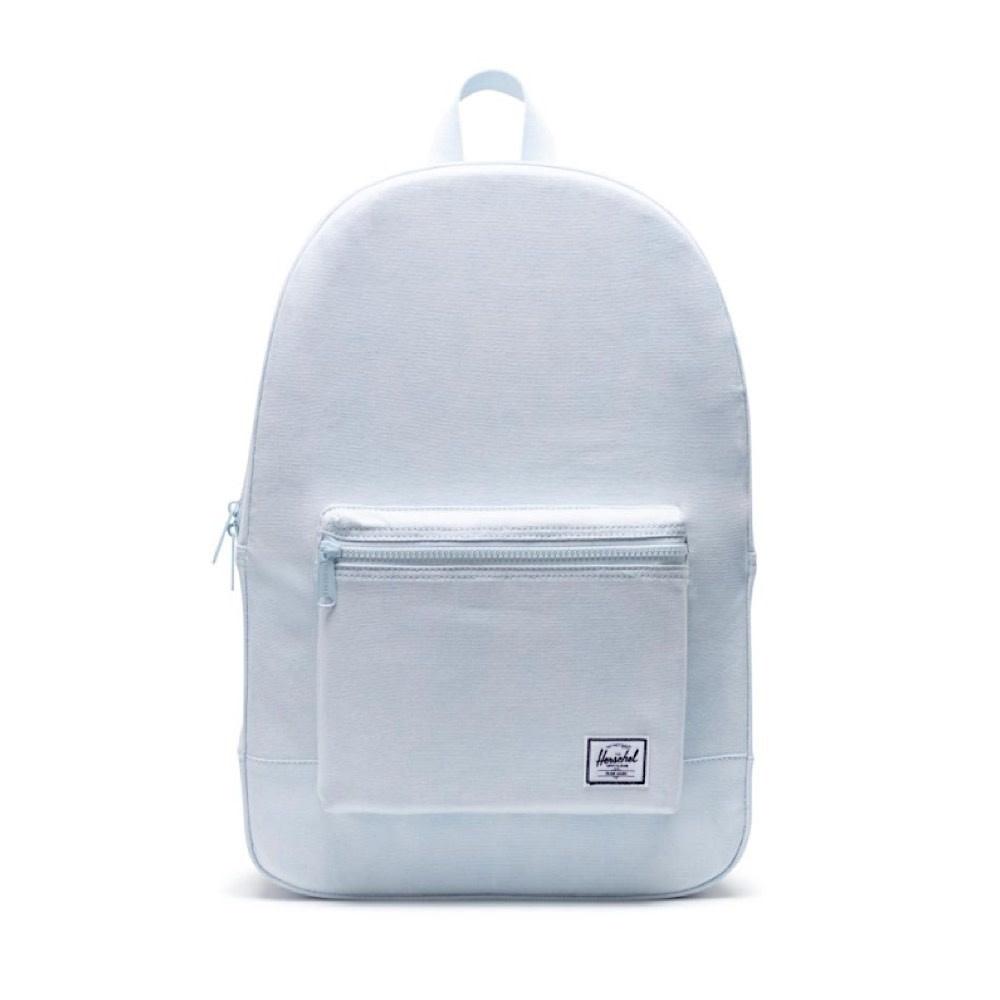 Herschel Supply Co. Herschel Cotton Canvas Daypack - Ballad Blue Pastel