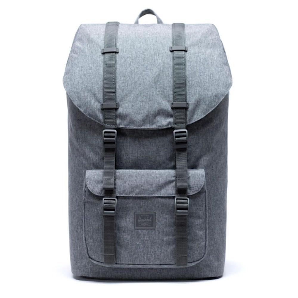 Herschel Little America Light Backpack - Raven Crosshatch