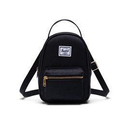 Herschel Supply Co. Herschel Nova Crossbody Backpack - Black Crosshatch