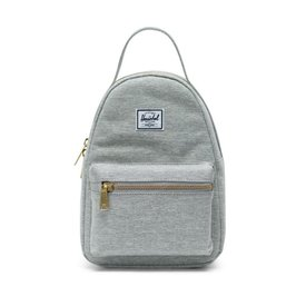 Herschel Supply Co. Herschel Nova Mini Backpack - Light Grey Crosshatch