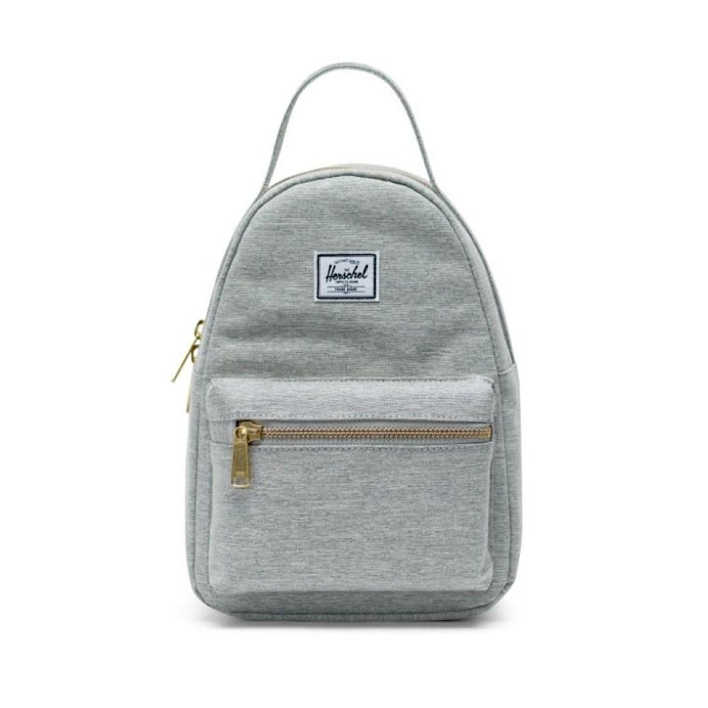 Herschel Supply Co. Herschel Nova Mini Backpack - Light Grey Crosshatch