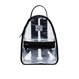 Herschel Supply Co. Herschel Nova Mini Clear Backpack - Black