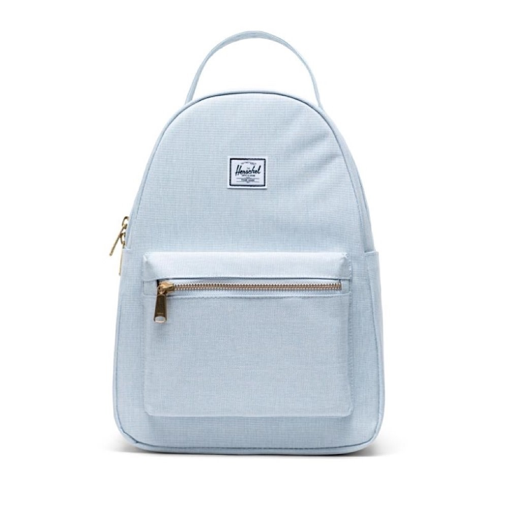 Herschel Nova Small Backpack - Ballad Blue Pastel Crosshatch