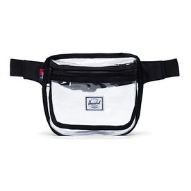 Herschel Supply Co. Herschel Fifteen Clear Hip Pack - Black