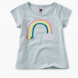 Tea Collection 3D Rainbow Baby Graphic