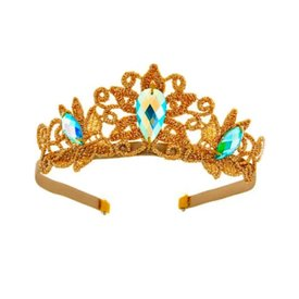 Bailey & Ava Bailey & Ava Princess Crown - Turquoise