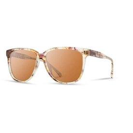 Shwood Shwood McKenzie Sunglasses - Blossom/Ebony - Brown