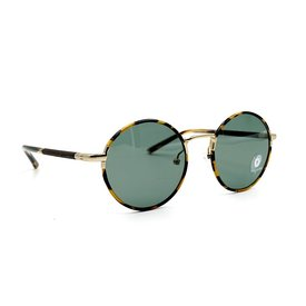 Shwood Shwood Hawthorn Sunglasses - Tortoise & Matte Gold