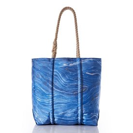 Sea Bags Sea Bags Tidal Currents Tote - Medium