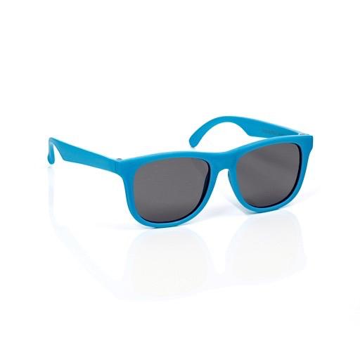 Hipsterkid Classic Sunglasses - Neon Blue