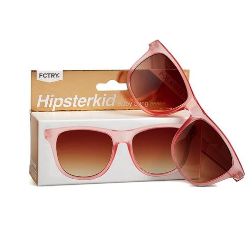 Hipsterkid Golds Sunglasses - Rose