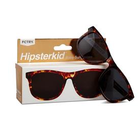 Fctry Hipsterkid Golds Sunglasses - Tortoise