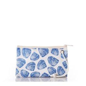 Sea Bags Sea Bags Wristlet - Clamshell Print
