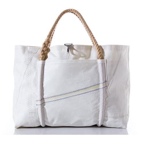 Sea Bags Sea Bags Wharf Street Tote - Hemp Handles, Large