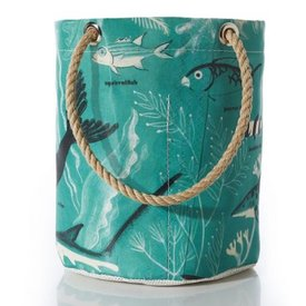 Sea Bags Sea Bags Beachcomber Bucket Bag - Deep Sea