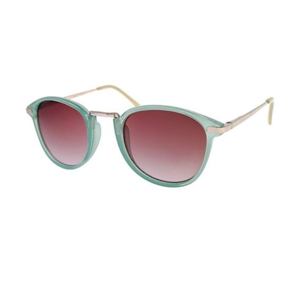 AJ Morgan Castro Sunglasses - Mint Green