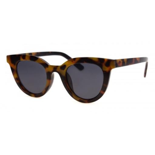 Hotsy Totsy Sunglasses - Tortoise