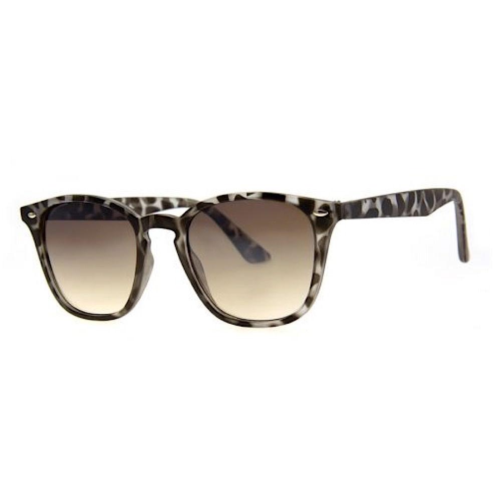 AJ Morgan P. Edwards Sunglasses - Grey Tortoise