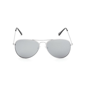 AJ Morgan Chris Sunglasses - Silver