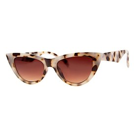 AJ Morgan Sling Sunglasses - Light Tortoise