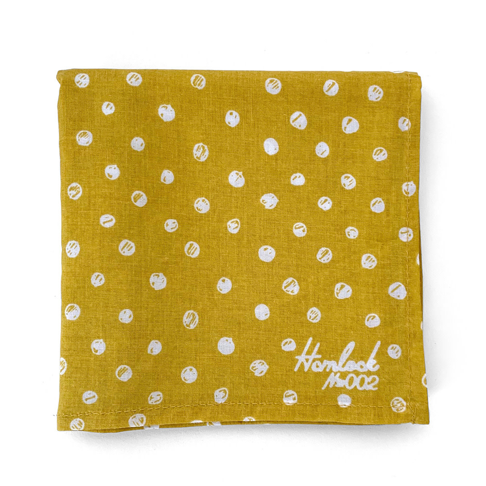 Hemlock Bandana - No. 002 Ellis