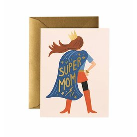 Rifle Paper Co. Rifle Paper Co. Card - Super Mom