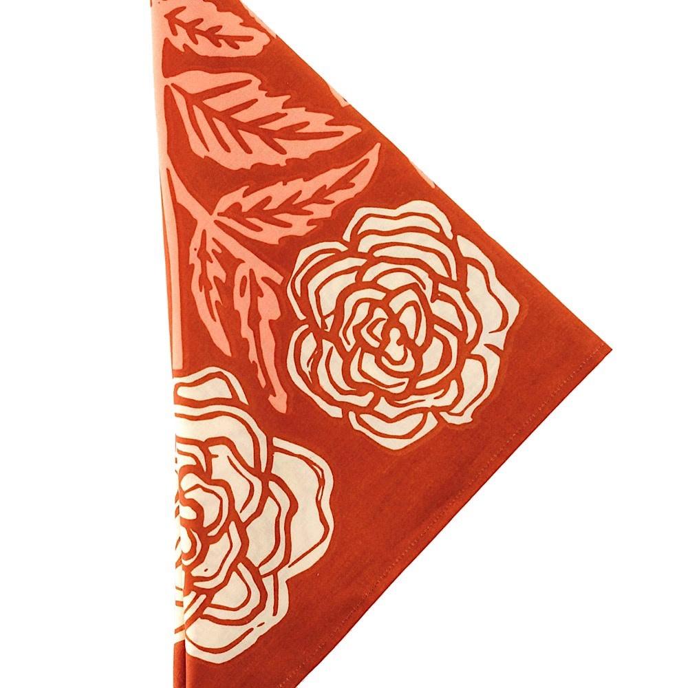 Hemlock Bandana - No. 018 Roses