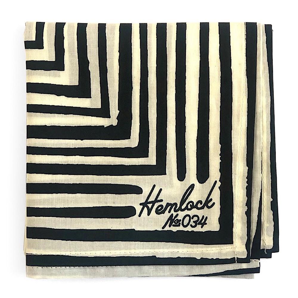 Hemlock Bandana - No. 034 Sammie B