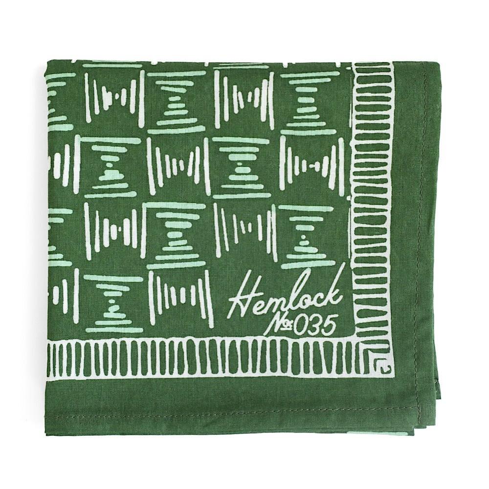 Hemlock Bandana - No. 035 Hattie