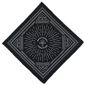 Buy Olympia Notes To Self - Emotional Creature Bandana - Black