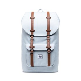 Herschel Supply Co. Herschel Little America Mid-Volume Backpack - Ballad Blue Pastel Crosshatch