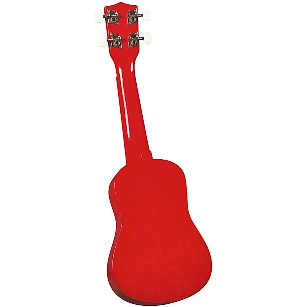 Diamond Head Ukulele - Red
