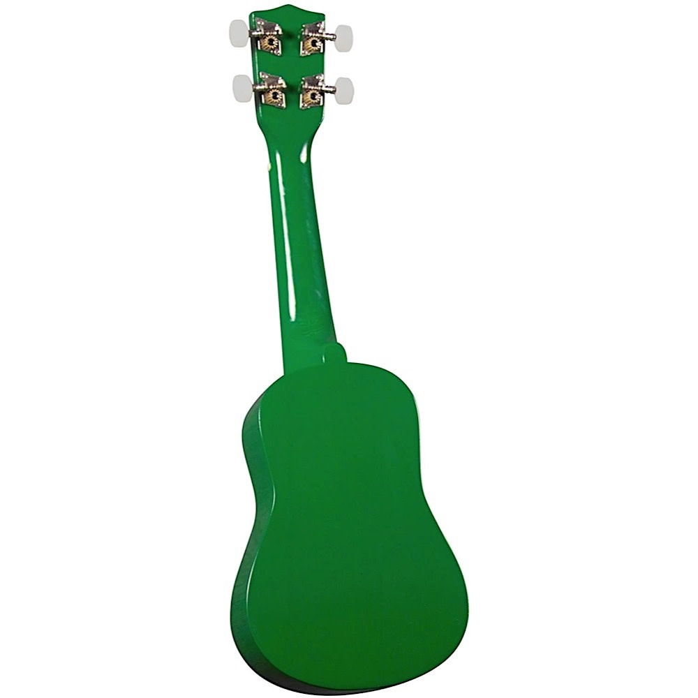 Diamond Head Ukulele - Green