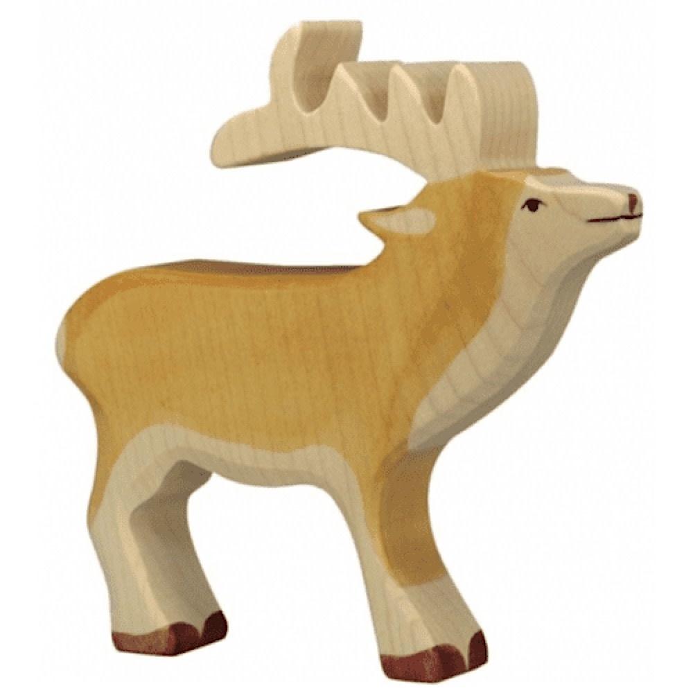 Holztiger Wooden Stag