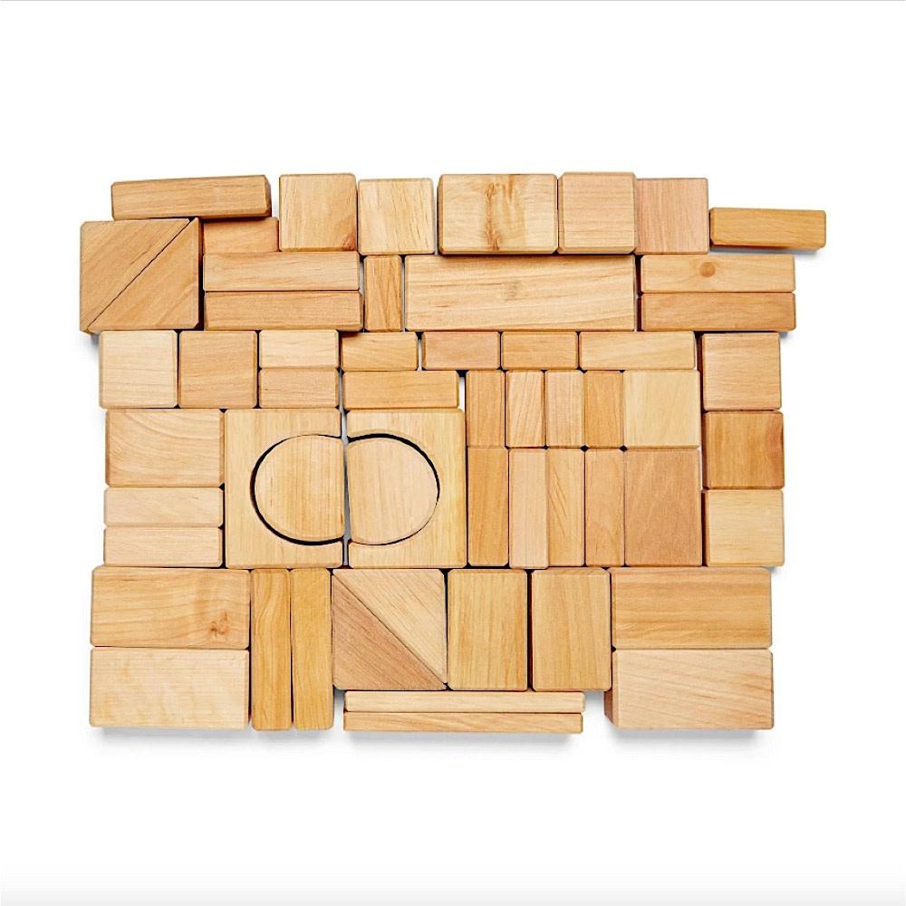 Grimms 60 Natural Geo-blocks