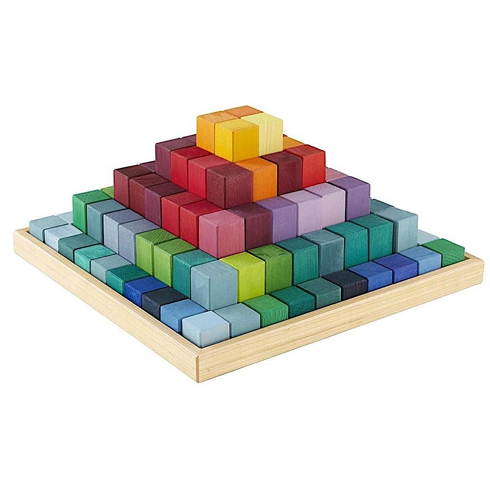 Grimms Large Stepped Pyramid