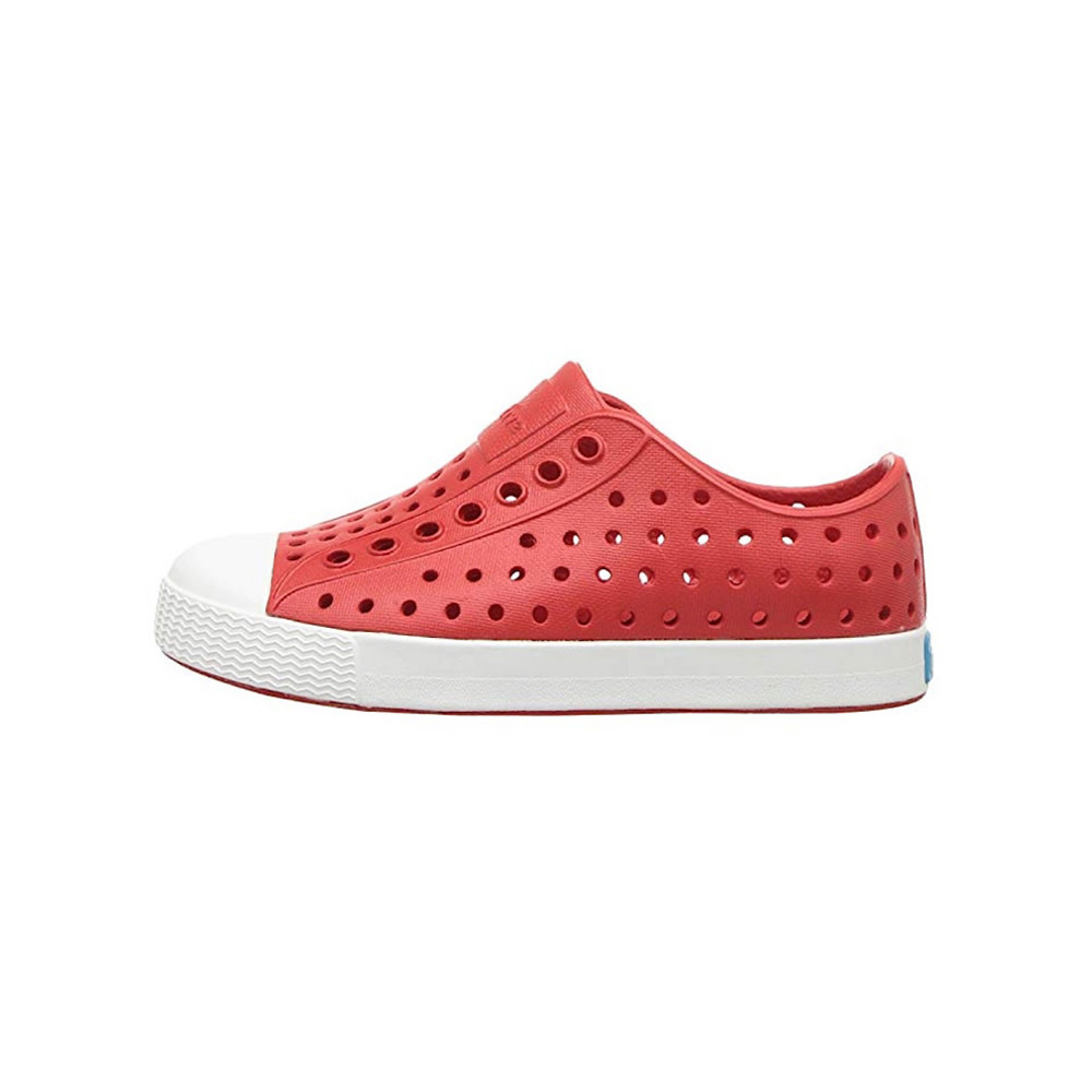 Native Shoes Jefferson Child - Torch Red/Shell White