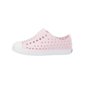 Native Shoes Native Shoes Jefferson Child - Milk Pink/Shell White
