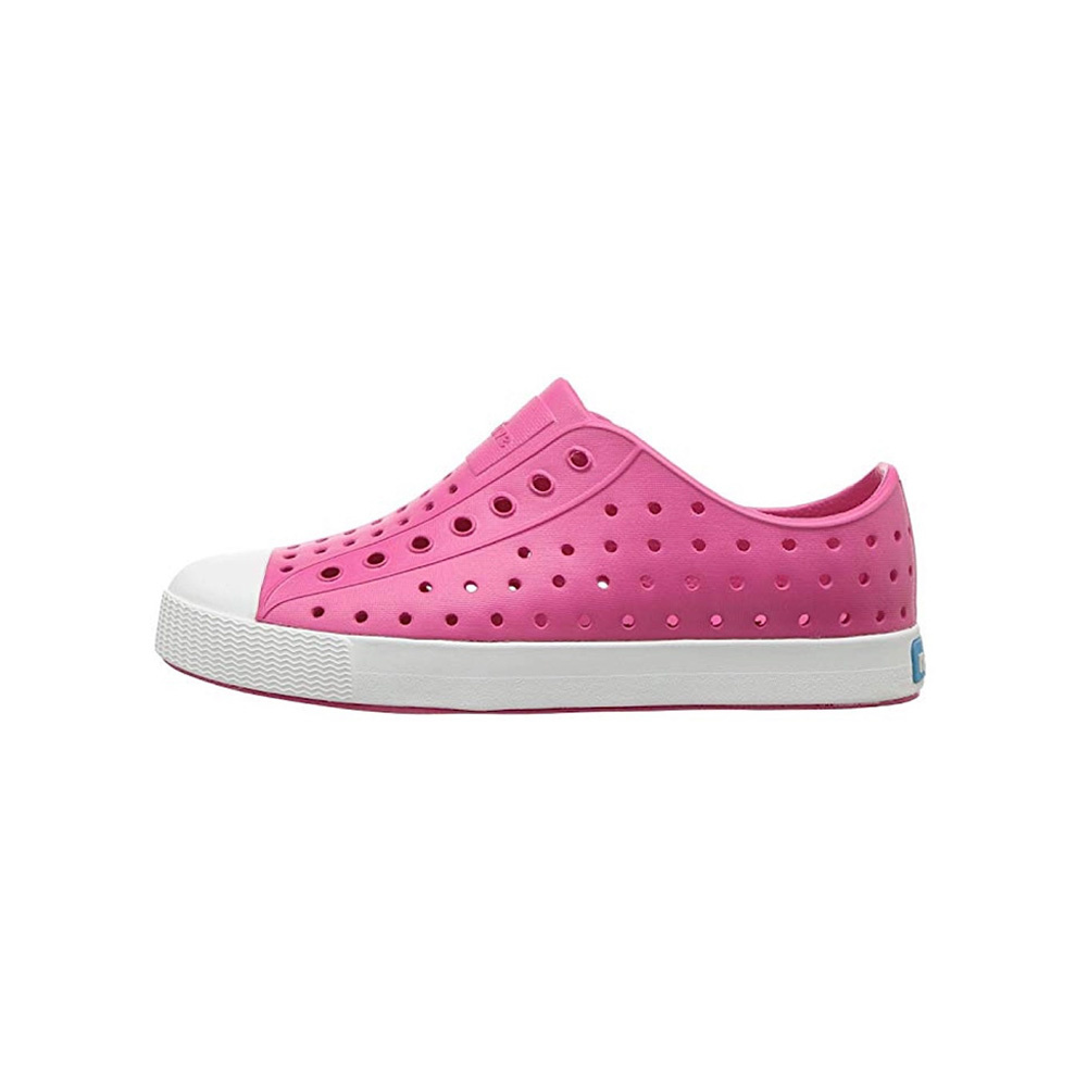 Native Shoes Jefferson Child - Hollywood Pink/Shell White